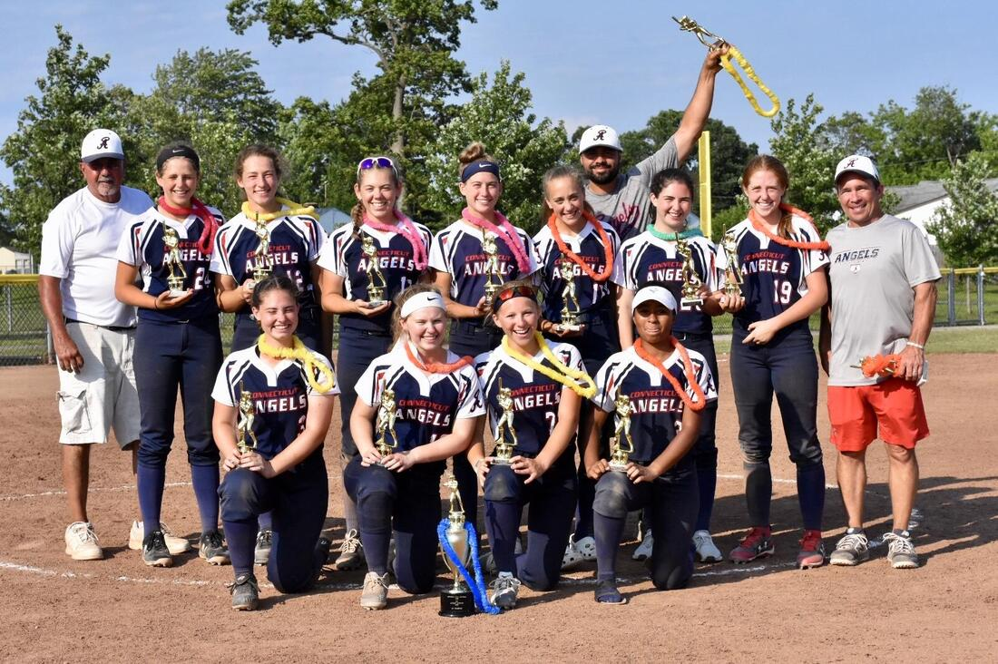CT Angels Fastpitch Softball - Home